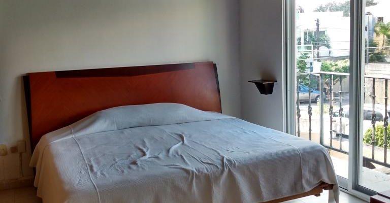 Casa en renta centrica Sm 50 amueblada 3 recamaras