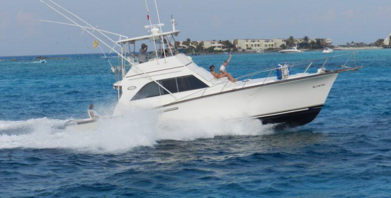 Barco en Venta 46 pies $ 135,000 dolares