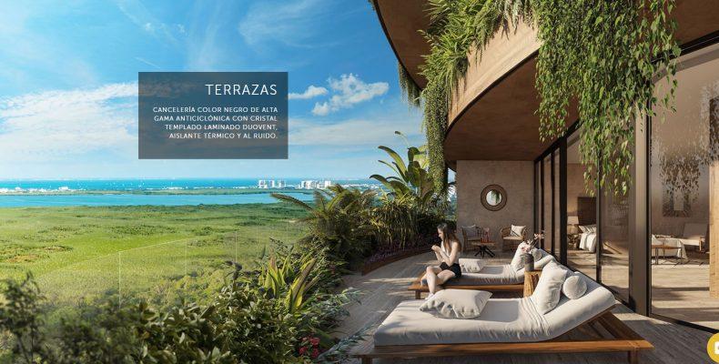 El T3MPLO Luxury Condos Cancún