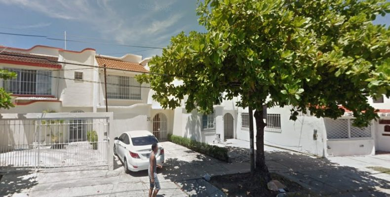 Renta Villa SM 45 Av Kohunlich $ 11,000 con alberca común